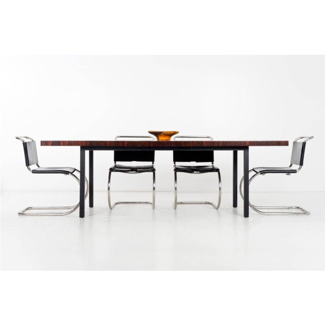 Milo Baughman Dining Table for Directional For Sale - Image 10 of 13