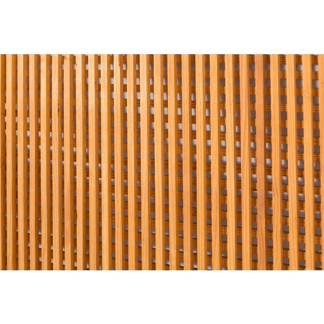 1970s Les Arcs Screen by Charlotte Perriand For Sale - Image 5 of 8