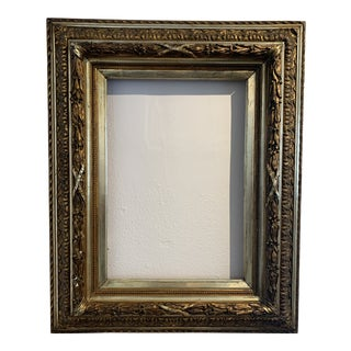Neoclassical Carved Frame For Sale