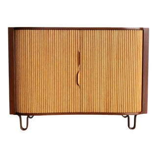 "Edward Wormley ""Mister"" Cabinet for Dunbar, Circa 1955 For Sale"
