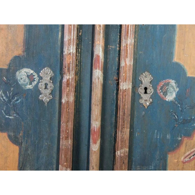 Bohemian Armoire - a Single For Sale - Image 4 of 12