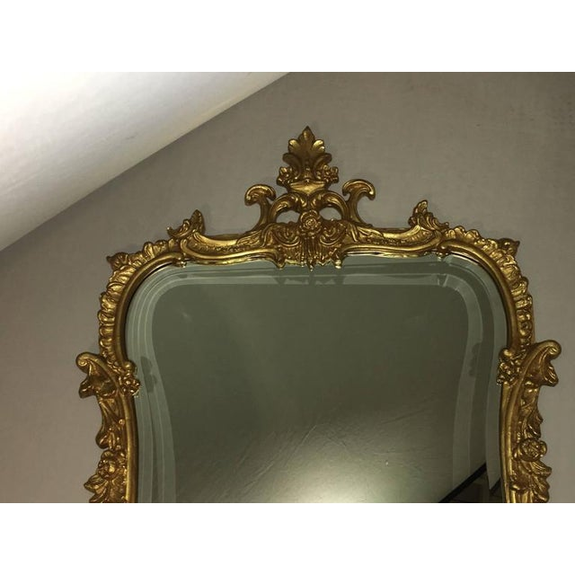 Chippendale Friedman Brothers Chippendale Console Mirrors - A Pair For Sale - Image 3 of 9