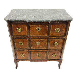 Antique 18th Century French Chest For Sale