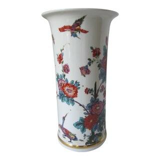 Lennox Chinoiserie Saxony Vase For Sale