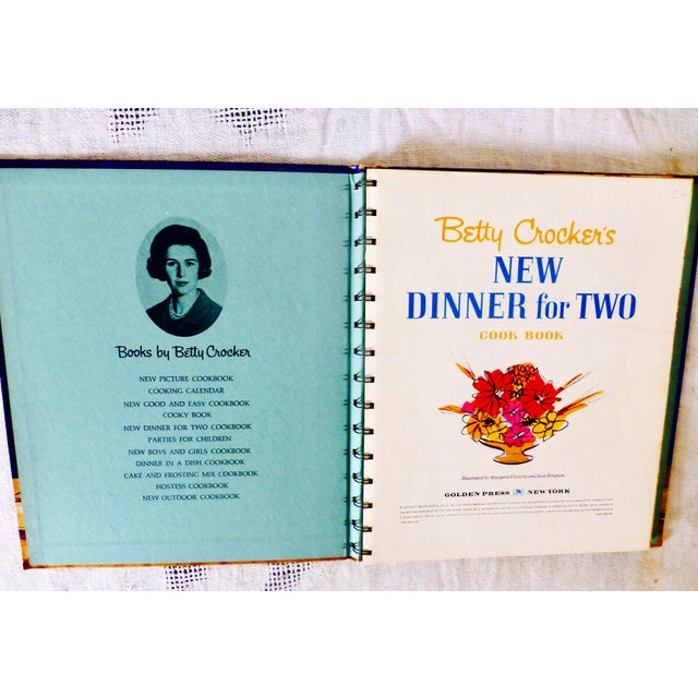 Vintage Betty Crocker Cookbooks - Set of 3 For Sale - Image 5 of 11