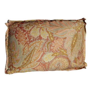 Late 20 C. Set of 4 Down Filled Possible Fortuny Style For Sale