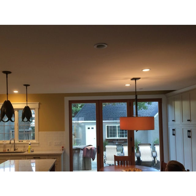 Hubbardton Forge Large Pendant Chandelier - Image 4 of 6