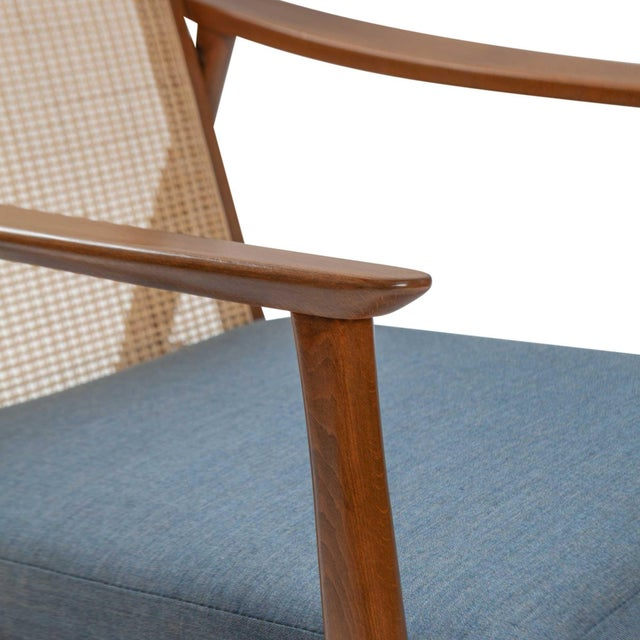 Pair of Folke Ohlsson / Dux Lounge Chairs For Sale - Image 10 of 12