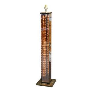 Vintage Infinity Floor Lamp
