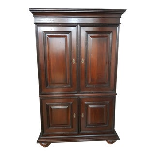 Southcone Traditional Entertainment Armoire For Sale