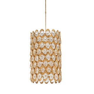 Wildwood Elijah Gold Chandelier For Sale