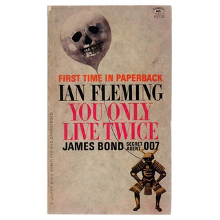 'You Only Live Twice' by Ian Fleming