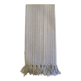 Turkish Hand Made Towel With Natural/Organic Cotton and Fast Drying,39x80 Inches For Sale