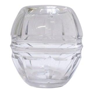 19th Century Crystal Vase