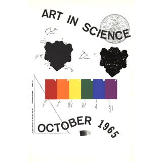 """""""Art in Science"""" by Jim Dine For Sale"""