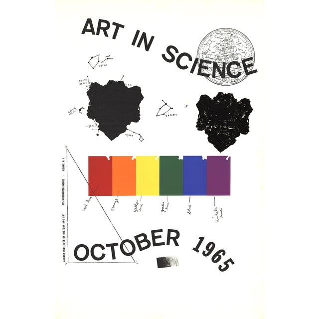 """Art in Science"" by Jim Dine For Sale"