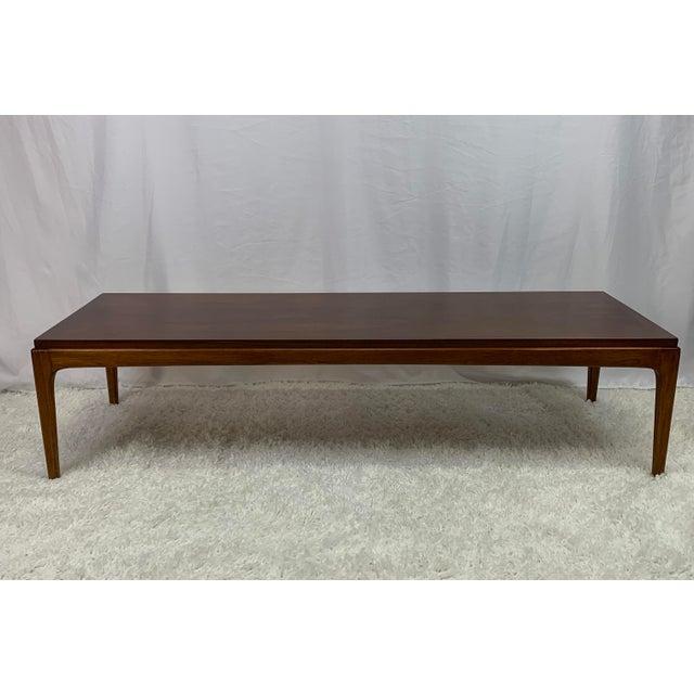 Lane Furniture 1950s Mid-Century Modern Lane Rhythm Coffee Table For Sale - Image 4 of 12