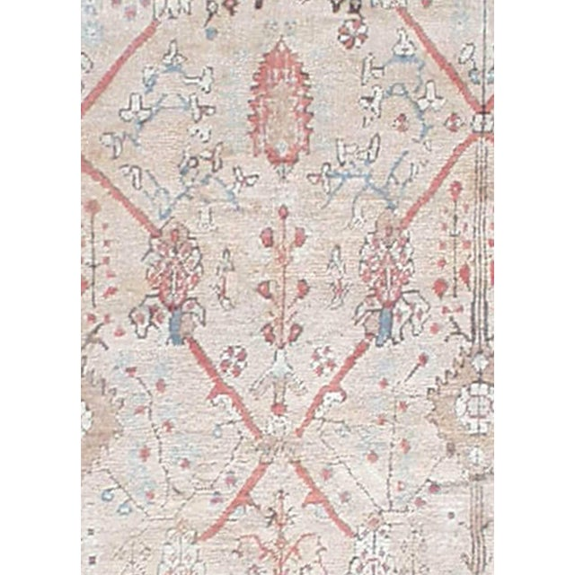 Late 19th Century Antique Turkish Ghiordes Rug For Sale - Image 5 of 9