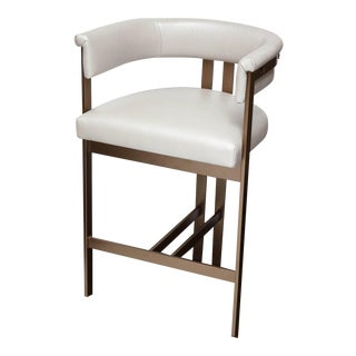 Counter Stool in the Manner of Willy Rizzo