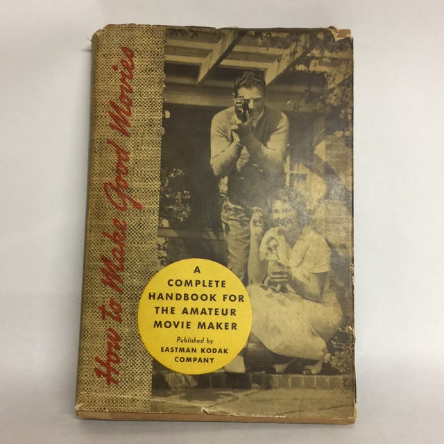 Rochester: Eastman Kodak, c. 1955. Hardcover with dust jacket. 232pp. Fully illustrated throughout in black and white with...