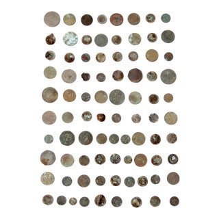 Vintage Oxidized Coin Collection