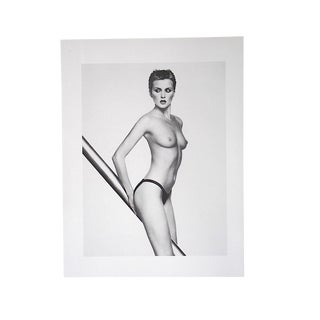Vintage Mid 20th Century Photographic Print by Master Photographer John Swanell For Sale