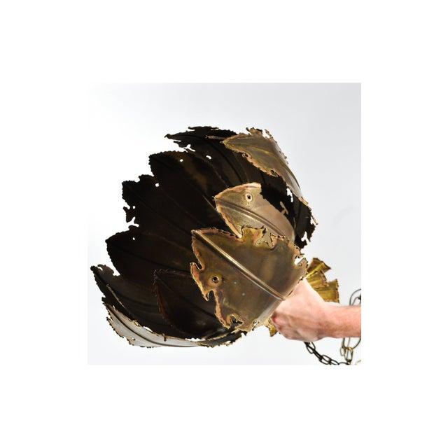 Danish Brutalist Pendant - Image 4 of 6