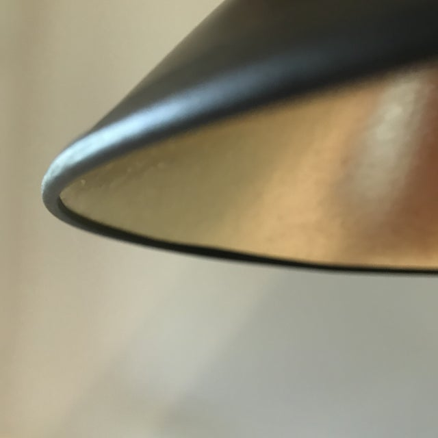 Brass Vintage Fishing Creel Table Lamp For Sale - Image 7 of 8