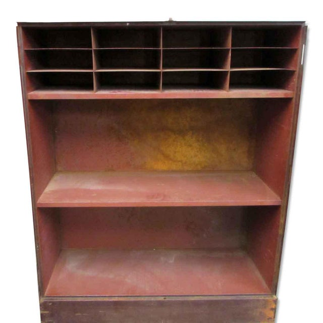 Wood & Metal Cabinet - Image 2 of 9