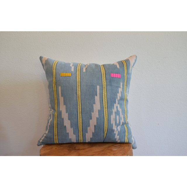 African Baoule Pillow - Image 2 of 4