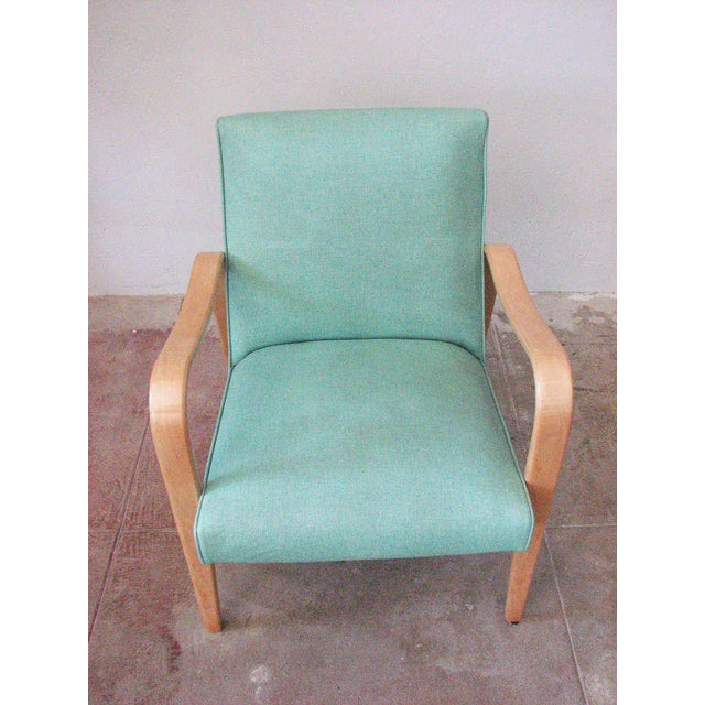 Pair of Thonet Bentwood Armchairs - Image 4 of 6