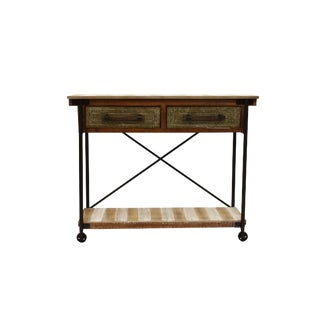 Contemporary Daytona Console Table For Sale