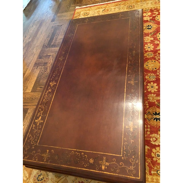 Asian Asian Style Coffee Table For Sale - Image 3 of 7