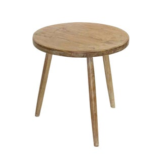 Round Cricket Table