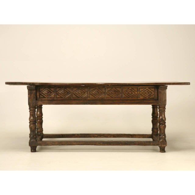 Antique Spanish Colonial Table For Sale - Image 4 of 10