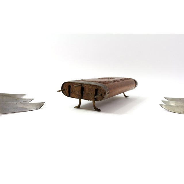 1930s Steak Knife Set From India - Image 5 of 6