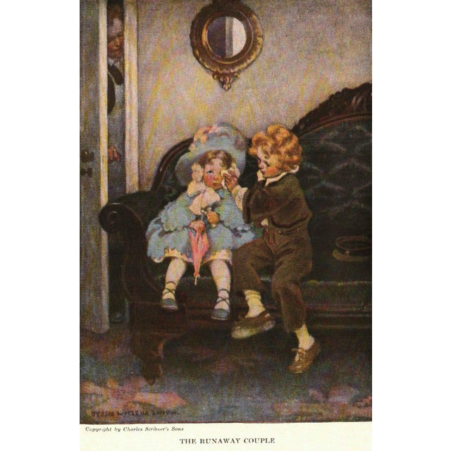 """Booth & Williams 1947 """"The Children of Dickens"""" Collectible Book For Sale - Image 4 of 7"""