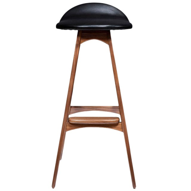 Not Yet Made - Made To Order Pair of Boyd Counter Stools For Sale - Image 5 of 8