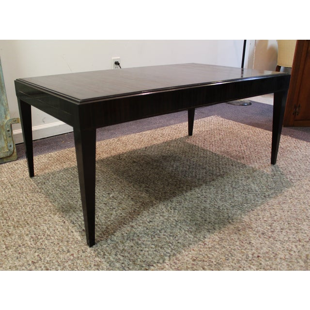 Mid Century Danish Modern Rosewood Coffee Table - Image 2 of 10