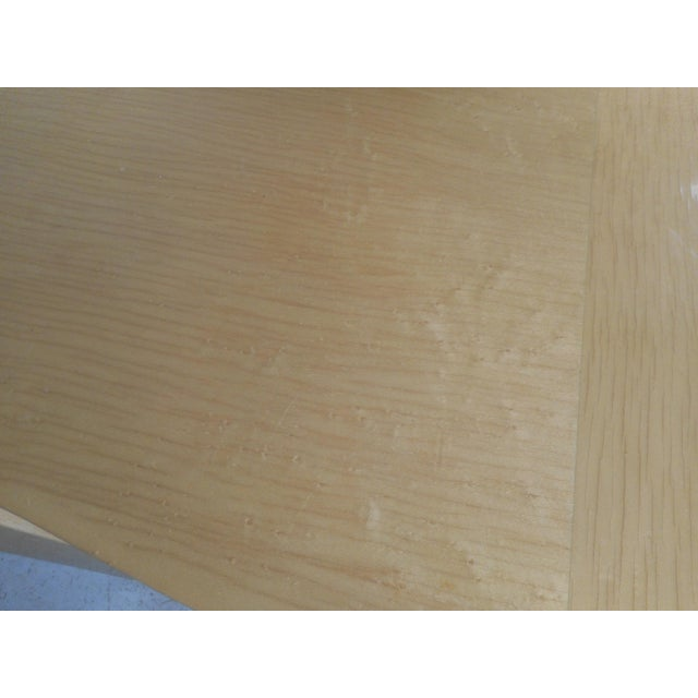 Mid-Century Modern Lacquered Game Table For Sale - Image 9 of 13