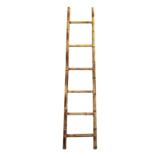 Bamboo Ladder Natural For Sale