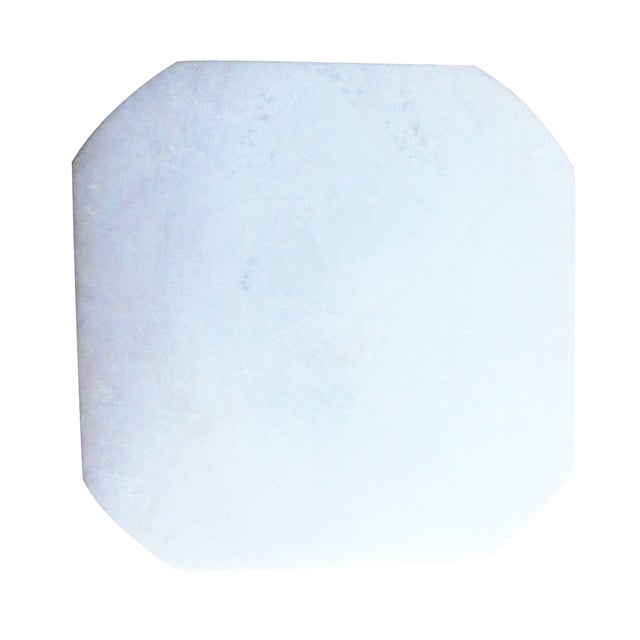 Fluted Marble Column Object - Image 6 of 6