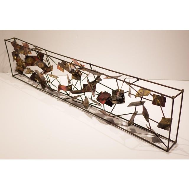 Mid-Century Modern Silas Seandel Panel Sculpture For Sale - Image 3 of 8