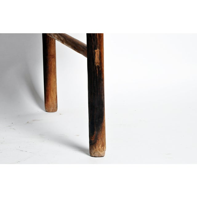 Chinese Painting Table with Round Legs For Sale - Image 11 of 13