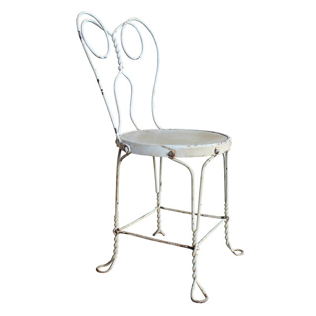 Vintage Ice Cream Parlor Dining Set - Image 3 of 6