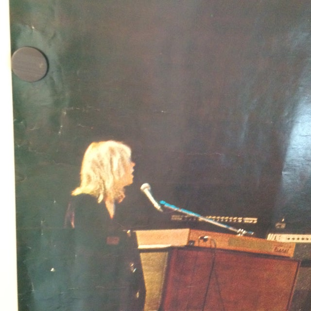Vintage Fleetwood Mac Poster 1977 Germany Tour For Sale - Image 11 of 11
