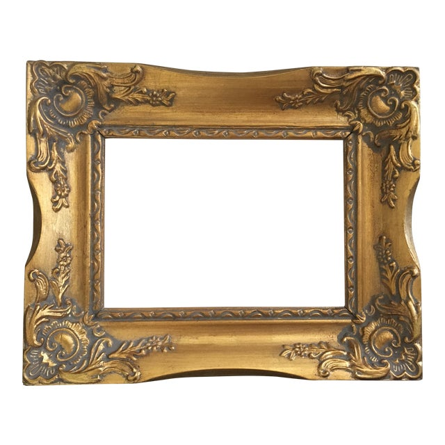 Vintage French Baroque Gold Frame - Image 1 of 6