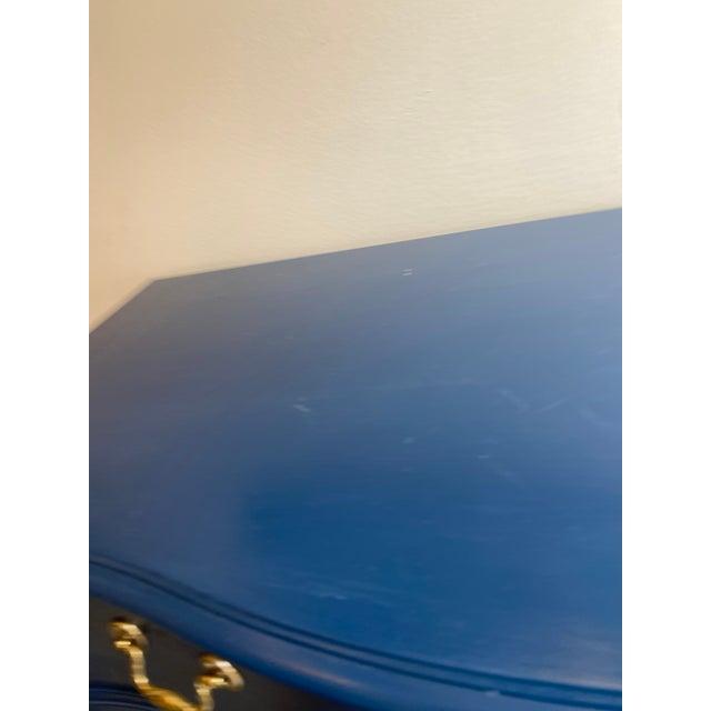 Heritage Furniture Blue Dresser For Sale In Boston - Image 6 of 11