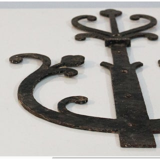 Antique French Hinges - a Pair Preview