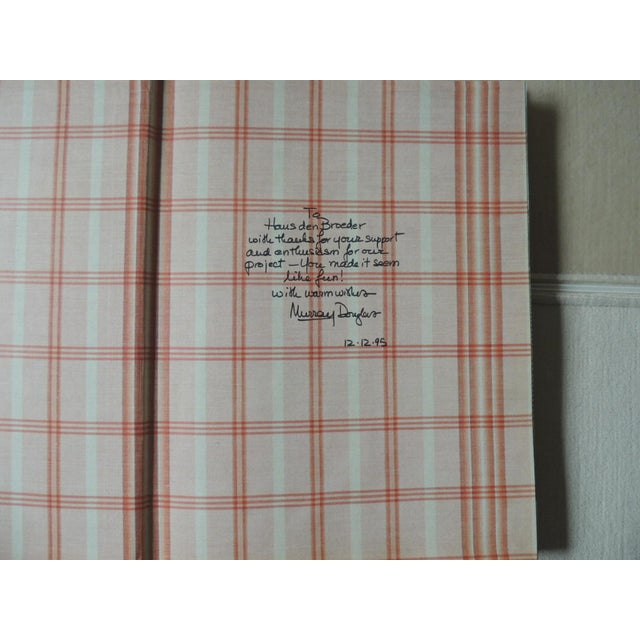 Brunschwig & Fils Style Hard Cover Book Focusing on Brunschwig & Fils, one of the most renowned textile decor companies in...